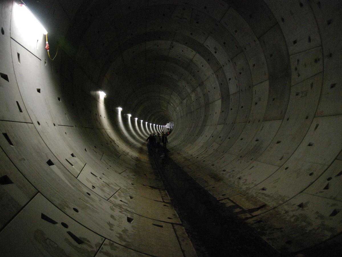 Citytunnel Leipzig (Foto: Prolineserver, wikimedia.org)