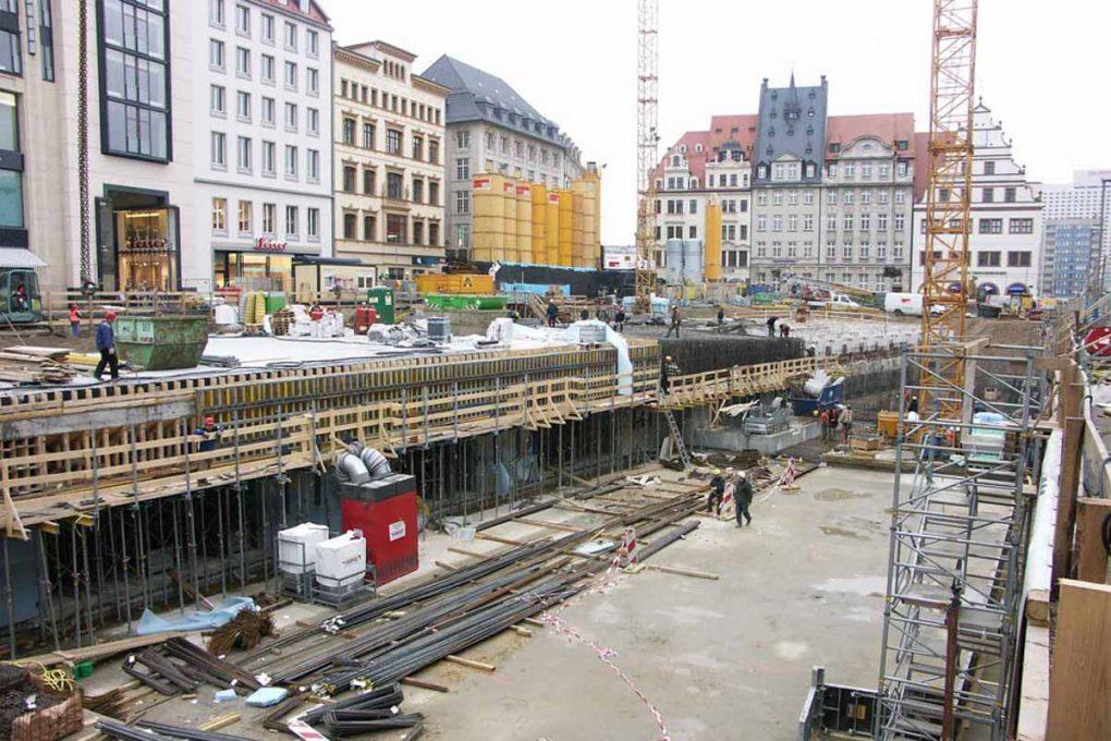 Citytunnel Leipzig (Foto: Bettenburg, wikimedia.org)