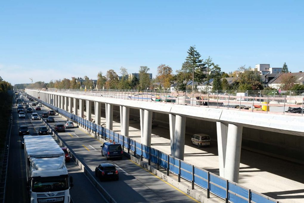 Autobahngalerie Germering/Gilching