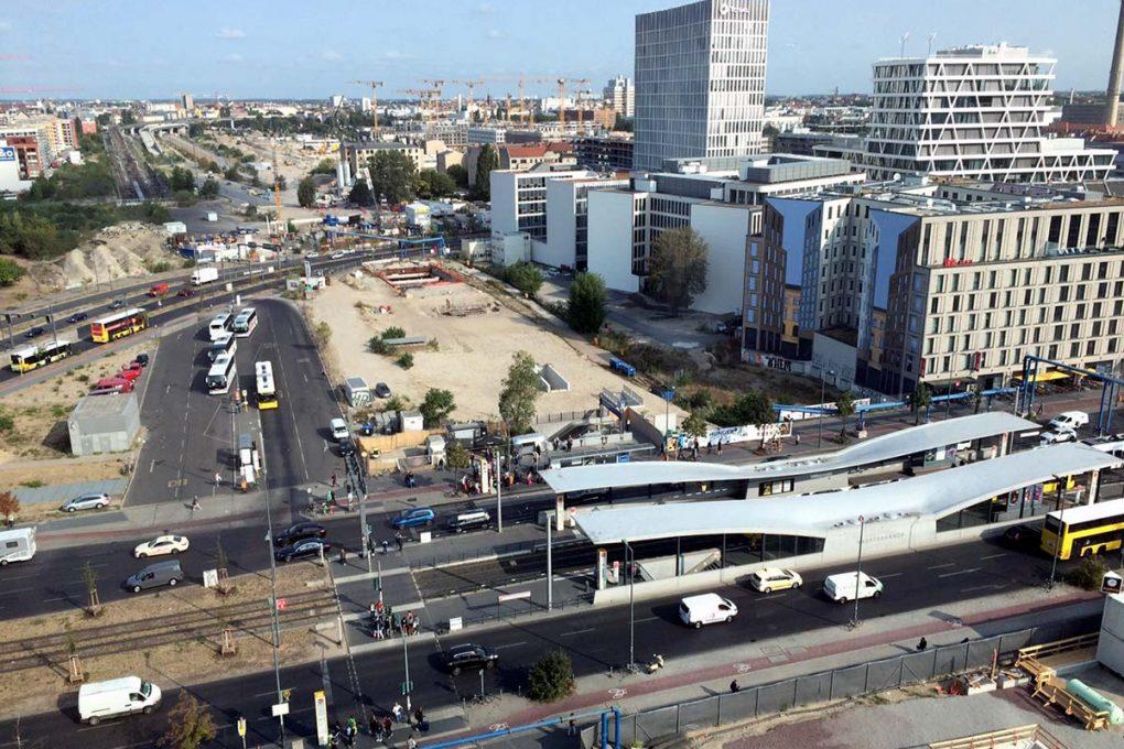 Bahnprojekt S 21, Berlin, Foto: DB Netz AG/Angelika Britz