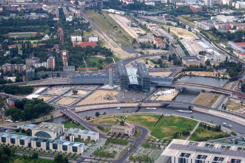 Bahnprojekt S 21, Berlin, Foto: Wikipedia