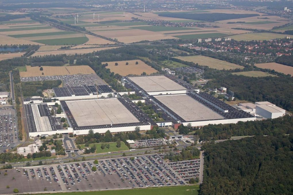 VW-Werk Salzgitter, Foto: Volkswagen AG