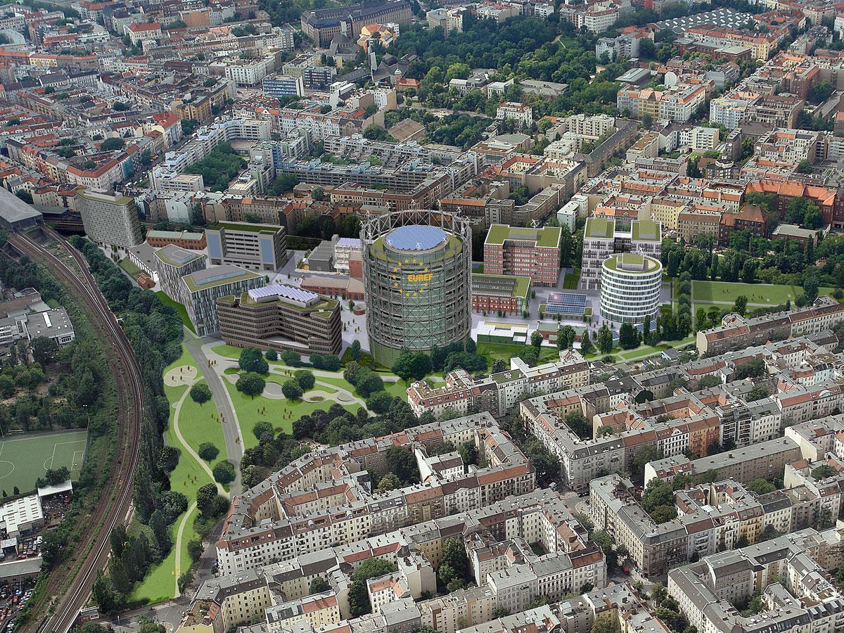 EUREF Campus, Berlin (Foto: wikimedia.org)