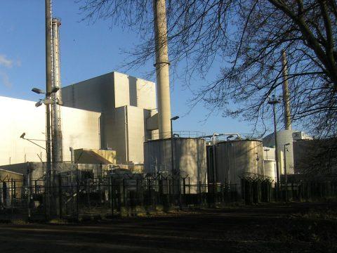 Kernkraftwerk Philippsburg, Foto: wikimedia.org