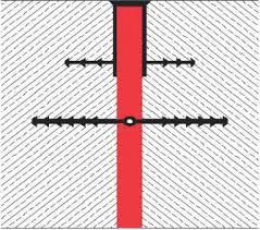 WESTEC 050 Fugenband für Bauwerksfugen im WHG-Bereich